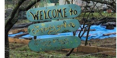 Visit the Oasis Garden