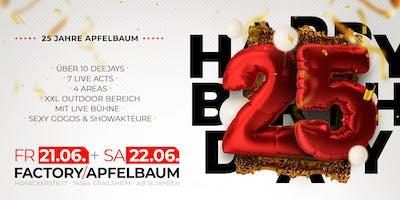 25 Jahre Apfelbaum / Factory Crailsheim