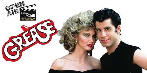 Grease Outdoor Cinema At Hereford Racecourse