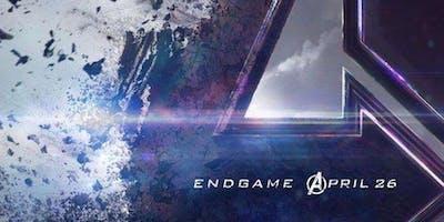 "Comic Time Kino-Action \""Avengers: Endgame\"""