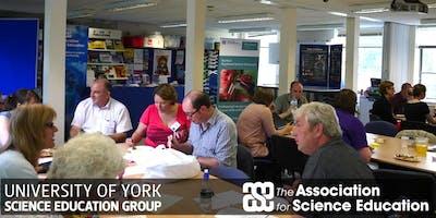UYSEG #YorkTU Science TeachMeet 2019
