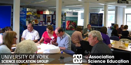 UYSEG #YorkTU Science TeachMeet 2019 tickets