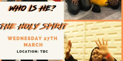 Who is He? : The Holy Spirit