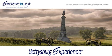 Experience to Lead Gettysburg Leadership Experience - September 2019 tickets