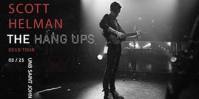 Scott Helman Hang Ups Tour UNBSJ