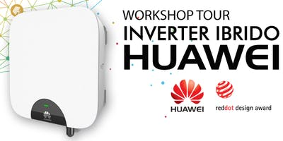 Workshop Inverter Fotovoltaici Huawei