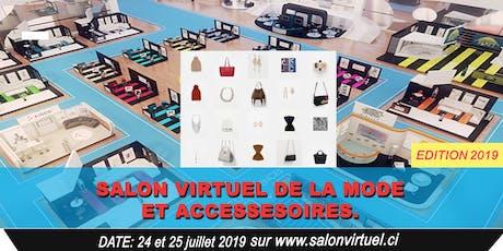 SALON VIRTUEL DE LA MODE & ACCESSOIRES billets