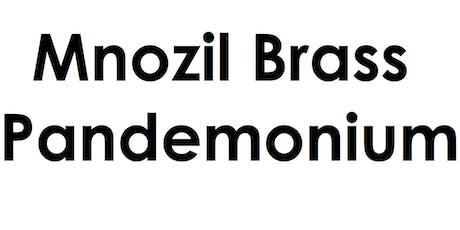 Mnozil Brass - Pandemonium - Weimar Tickets