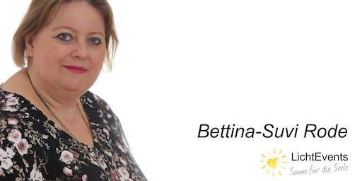 Tierkommunikation - Das Praxis-Seminar mit Bettina-Suvi Rode