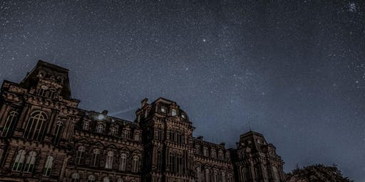 The Bowes Museum - Night Photography Workshop