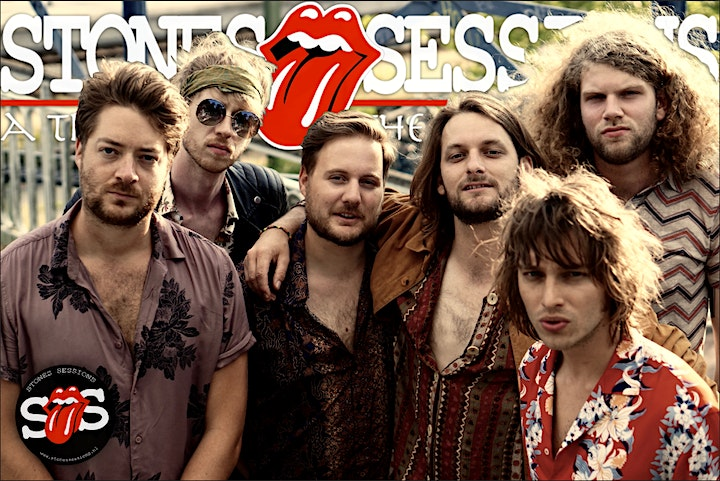 Afbeelding van Rolling Stones Tribute by the Stones Sessions