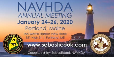 NAVHDA 2020 Annual Meeting - Portland Maine tickets