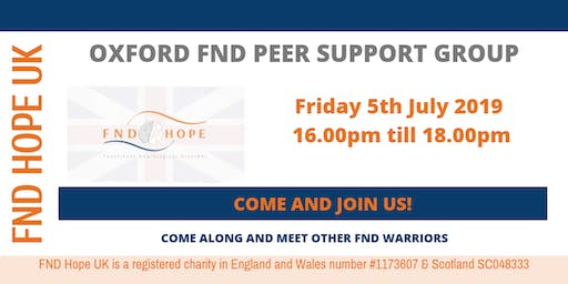 Oxford Peer Support Group