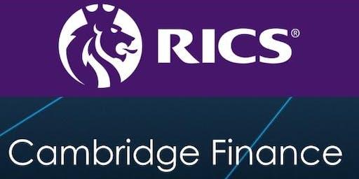 RICS Certificate in Real Estate Financial Modelling
