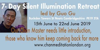 7-day Silent Illumination Chan Retreat