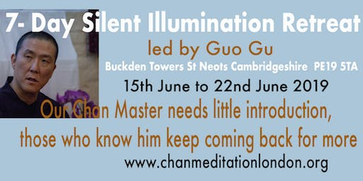 7-day Silent Illumination Chan Retreat