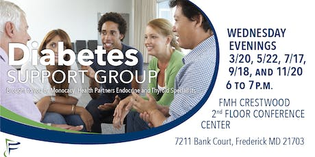 Diabetes Support Group tickets