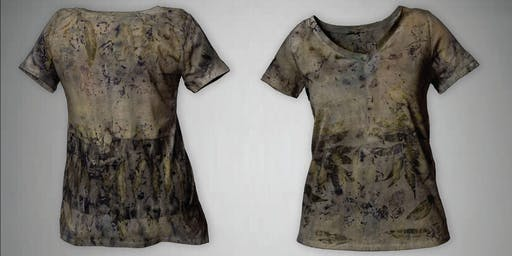 Eco Printing: Dyeing your Garment with Natural Dyes