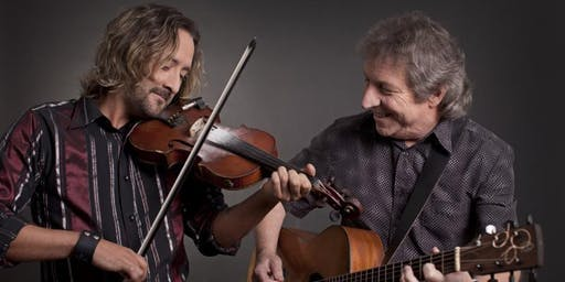 Richard Wood and Gordon Belsher