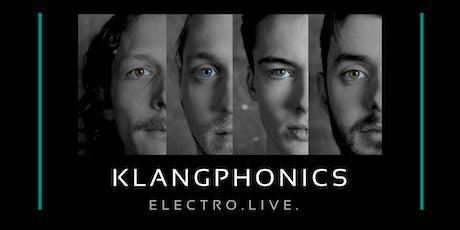 KLANGPHONICS • Electro. Live • Wien Tickets