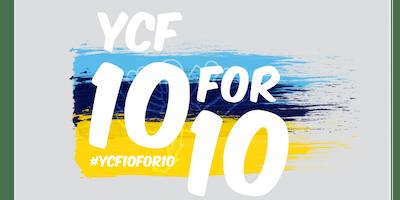 YCF 10 for 10 - Cycling on a 7-seat circular bike