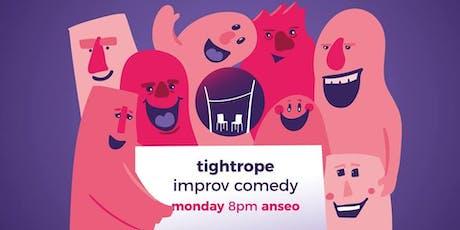 The Tightrope Comedy Improv tickets
