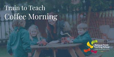 Coffee Morning at William Shrewsbury Primary School