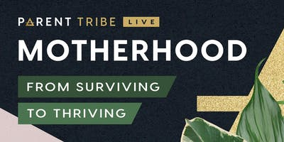 Motherhood: From Surviving To Thriving with Anya Hayes & Suzy Reading