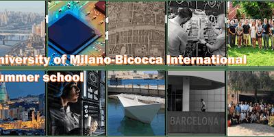 Summer Schools 2019 University of Milano-Bicocca