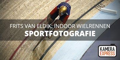 Baanwielrennen sportfotografie workshop met Frits van Eldik - middagsessie