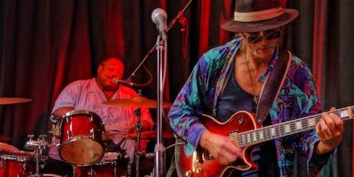 """Liberty Hound Presents """"Jony James Blues Band"""" perform Hendrix & Joplin"""
