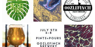 Pints and Pours at Oozlefinch