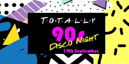 Totally 90's Disco Night