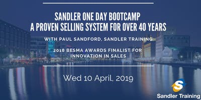 Sandler One Day Foundations Bootcamp