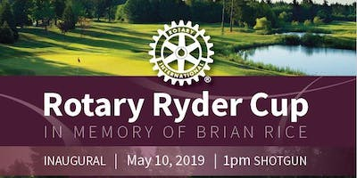 Rotary Ryder Cup in Memory of Brian Rice