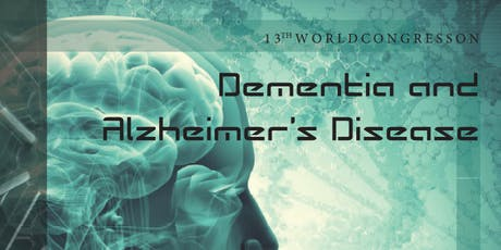 13th World Congress on Dementia and Alzheimer's Disease (AAC) billets