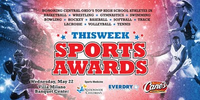 ThisWeek Sports Awards Top Athlete Banquet