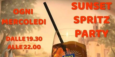 Sunset Spritz Party