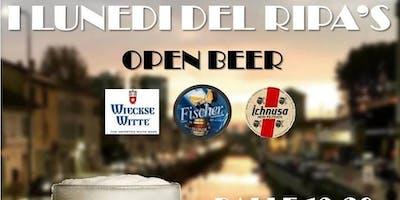 I lunedì del Ripa's - Open Beer