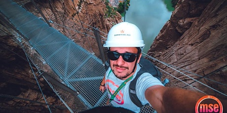 ★ Caminito del rey ★  by Malaga South Experiences bilhetes