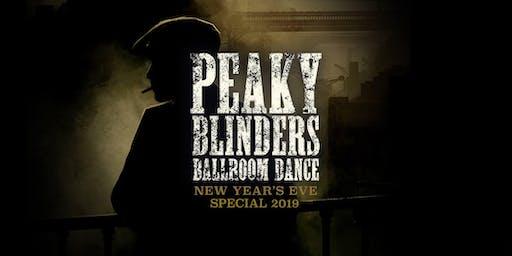 Peaky Blinders Ballroom Dance - New Year's Eve Special