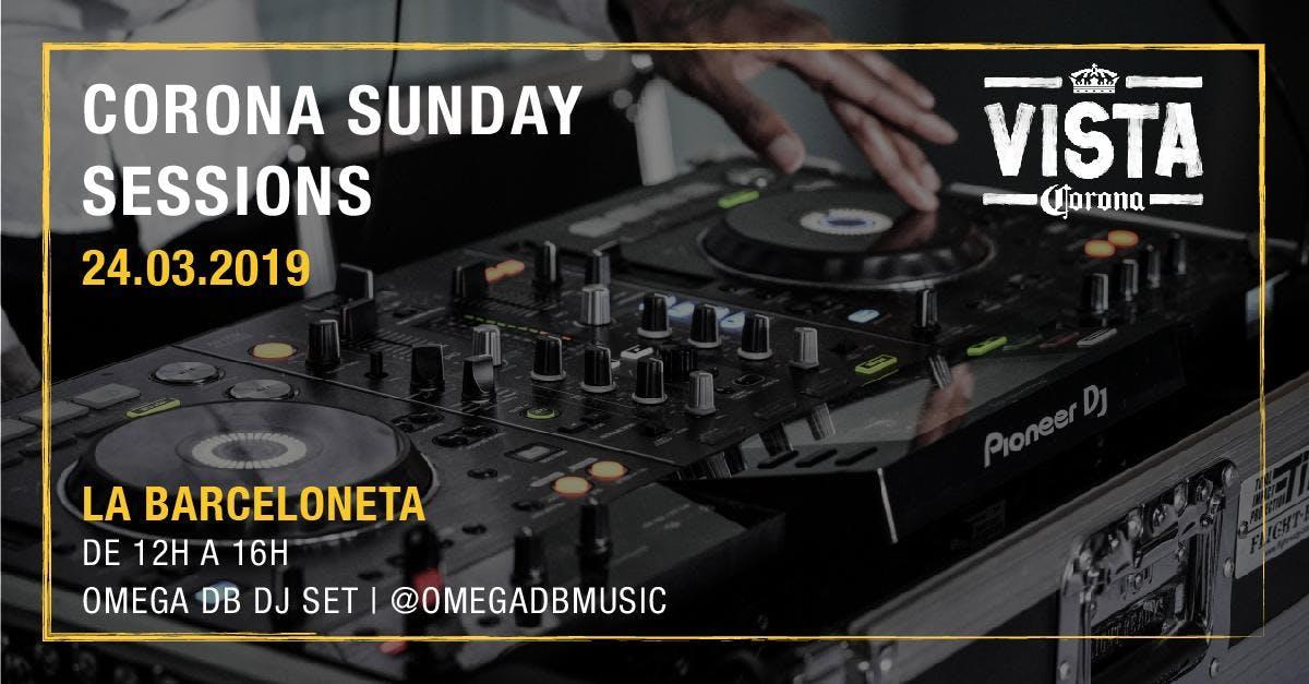 Corona Sunday Sessions - Vista Corona La Barc