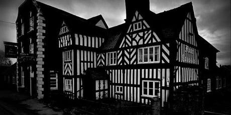 Ghost Hunt at The Four Crosses Cannock tickets