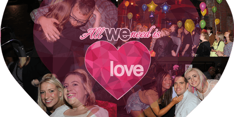 'All We Need Is Love' Launch Party tickets