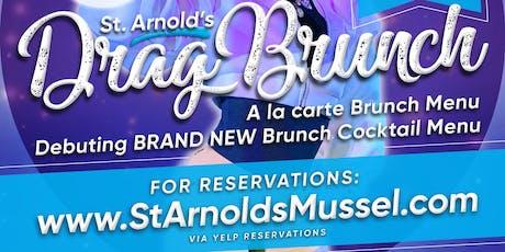 St Arnolds Drag Brunch: Bethesda tickets