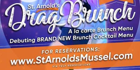 St Arnolds Drag Brunch: Jefferson tickets