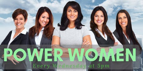 Power Women Wednesday entradas