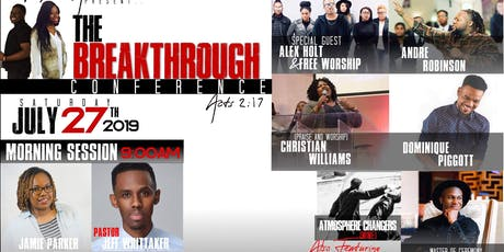 Breakthough Conference 2019 tickets