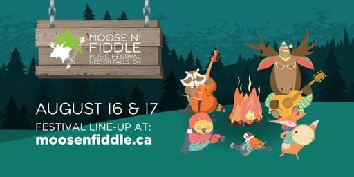 Moose n Fiddle Music Festival