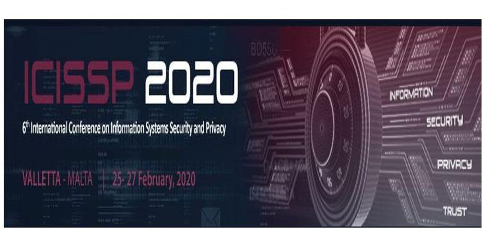 Social Security Calendar For February 2020 ICISSP 2020, 6th Int. Conf. on Information Systems Security and